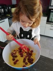 alisée cuisine rouge